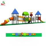 Pre-school kids outdoor fitness recreation playground equipment for sale