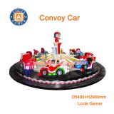 Zhongshan amusement park equipment, kiddie rides, convoy car, rotate kids car, Climbing Car, up and down