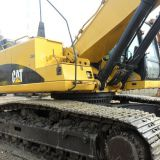 Used Caterpillar Crawler Excavator 345D