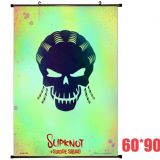 Suicide Squad movie Wallscroll,anime products wholesale