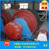 Heavy duty pulley which is used in bulk material handling