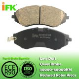 96319060/GDB3171/D797 Semi-metallic/Low-metallic/NAO/Ceramic Disc brake pad manufacturer