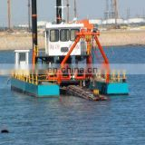 "3500m3/h 16"" Small River Sand Dredger Boat"