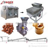 Good Quality Tomato Sauce Ketchup Groundnut Butter Making Machine Pepper Paste Production Line