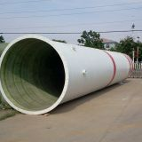 Fiberglass Pressure Tank Water Treatment Plant Frp Chemical Tanks