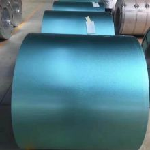 Galvalume Steel Coil GL with blue color surface