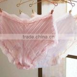 We Do Wholesale For Ladies Sexy Milk Silk Underwear Briefs Panties Size 10-12-14-16 Drop Shipping 200pcs/Lot