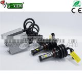Lumileds LED lighting Auto headlight 9006 most powerful Canbus LED headlight kit China factory supply