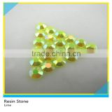 Flat Back Resin Studs AB Lime Round Ss6 2mm 1000 Gross Package                                                                         Quality Choice