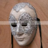 Female Mardi Gras Decoration Masks