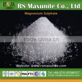 magnesium sulphate heptahydrate epsom salt MgSO4 fertilizer 99.5%