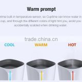 Healthy gift Water temperature prompt Smart cup with Bluetooth