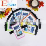 waterproof cell phone bag smartphone waterproof case can be fixed in the arm