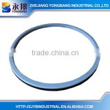 China Supplier YONGBANG OEM Service YBYJ01 EPDM Rubber Seal with PTFE Envelop Gasket