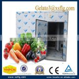 Commercial fast food restaurant equipment freezer room