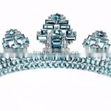 Hair Accessories, Wedding Brical Cz Silver Hair Accessories, Hair Accessories Wholesale China PT9002