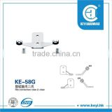 KE-58G two-claw spider connected claw for curtain wall glass