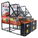 Hot Basketball Shooting Game Machine Cabinet Indoor Sports Amusement Device