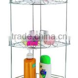 knock-downable shower caddy