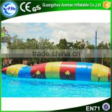 New design CE pvc inflatable pillow,inflatable water blob for sale                                                                                                         Supplier's Choice