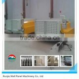 New Condition cemet light partition wallboard forming machine/China lightweight concrete wall panels machine