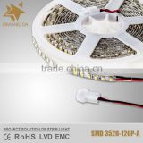Competitive price 3528 quad row high power led flexible light strip rgb led strip                                                                         Quality Choice