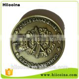 custom metal coin factory direct salling military challenge coins