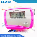 Cheap Bulk Wholesale Portable Step Counter Free Pedometer for Schools Kids /Pedoeter OEM/ODM Manufacturer