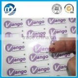 Self adhesive clear sticker labels with waterproof                                                                                                         Supplier's Choice