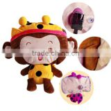 animal cartoon shaped hot water bottle girls