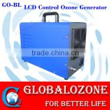 All in one portable air purifier ozone generator for toilet smell removal