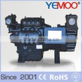 YEMOO semi-hermetic piston 25hp Copeland used refrigerated small ac compressor with pump