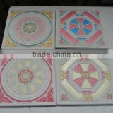 interior ceiling/ china factory/ gypsum ceiling tile/ plaster ceiling/ gypsum board ceiling