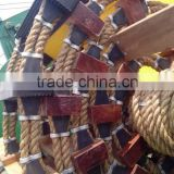Safety Rope Ladder/Wooden Rope Ladder/Rescue Rope Ladder