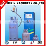 lpg gas filling machine, small lpg gas bottle filling equipment, lpg gas bottle filling equipment