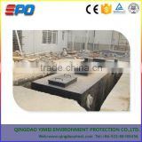 Hospital buried sewage treatment plant , Underground design sewage treatment plant for domestic wastewater