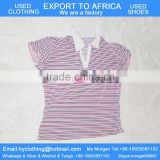 big stock of high quality used clothes in bales for sale