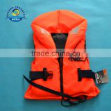 foam life jacket with collar CCS approved                                                                         Quality Choice