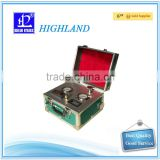 Portalbe and digital hydraulic pressure tester kit for hydraulic repair factory