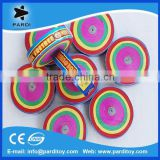 Festival celebration paper frisbee confetti long streamers                                                                         Quality Choice