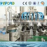 2015 Automatic advanced glass bottle beverage filling machine/bottle making machine                                                                         Quality Choice