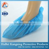 Disposable Plastic CPE Waterproof Rain Shoe Covers for Walmart