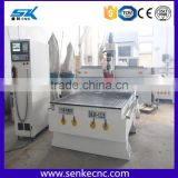 single head cutting router for cnc Taiwan syntec controller cnc table 5x10 feet 1530 cnc engraving machine