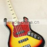 Weifang Rebon 4 string RJB electric bass guitar in 3TS colour