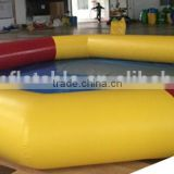 2016 Top quality adult inflatable swimming pool, used plastic swimming pool for sale