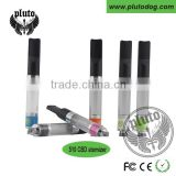 2015 e cig 510 oil vaporizer cartridge bud touch vaporizer slim oil vapor pen disposable Cbd CO2 cartridge