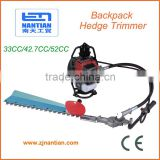 Backpack gasoline hedge trimmer / grass trimmer garden tool BP520