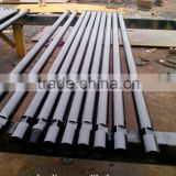 DTH drill rod 3m length / water well drill rod 73mm diameter / mining drill rod 8mm wall thickness