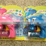 Automatically B/O Dolphin Bubble Gun Toys