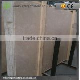 Cream Light Yellow Marble Stone With Competitive Price